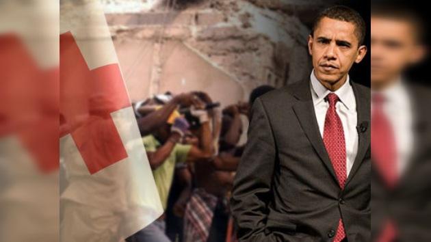 Posibles fraudes en la Red vinculados con donaciones a Haití