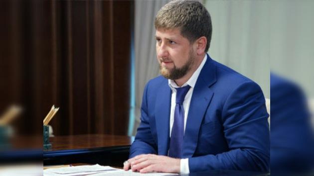 El presidente checheno emplaza a los insurgentes a que rindan las armas