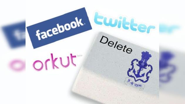 Obligan a la mitad de los oficiales indios de Marina a borrarse de Facebook