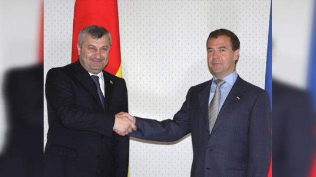 La Federación Rusa continúa apoyando a Osetia del Sur