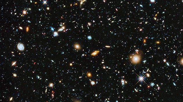 El Hubble capta el panorama más coral, colorido y detallado del Universo