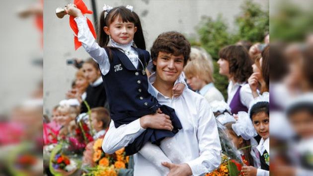 Rusia hoy celebra el Día de los Conocimientos