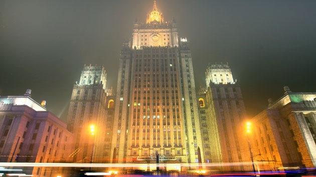 Cancillería rusa: Kiev hace caso omiso a los acuerdos de Ginebra