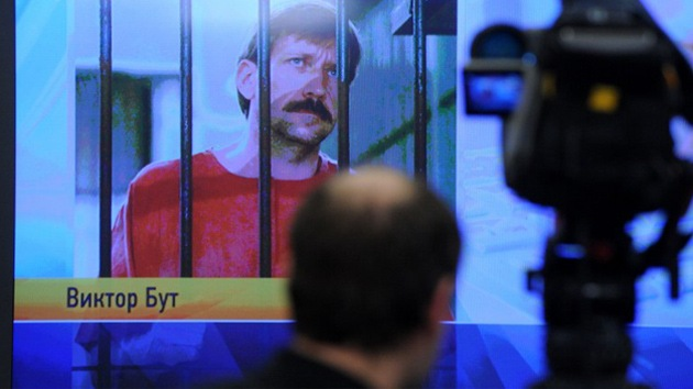 Abogados del empresario ruso Víktor Bout ultiman los detalles de la apelación