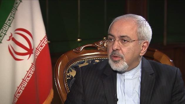 """Canciller iraní a RT: """"A los partidarios en EE.UU de las sanciones sobre Irán no les gustarán las consecuencias"""""""