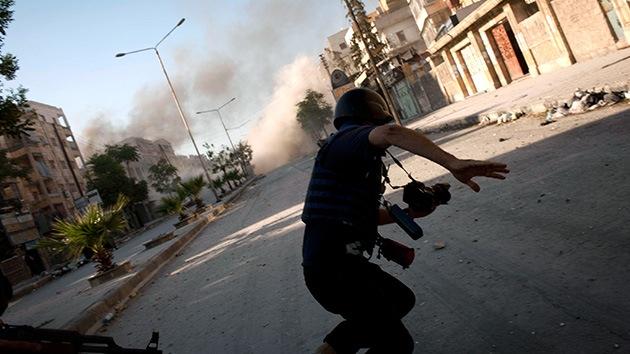 Los periodistas secuestrados en Siria