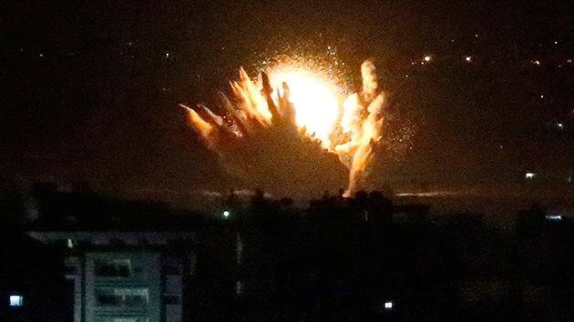 Video polémico: Israelíes aplauden mientras Gaza es bombardeada por el Ejército hebreo