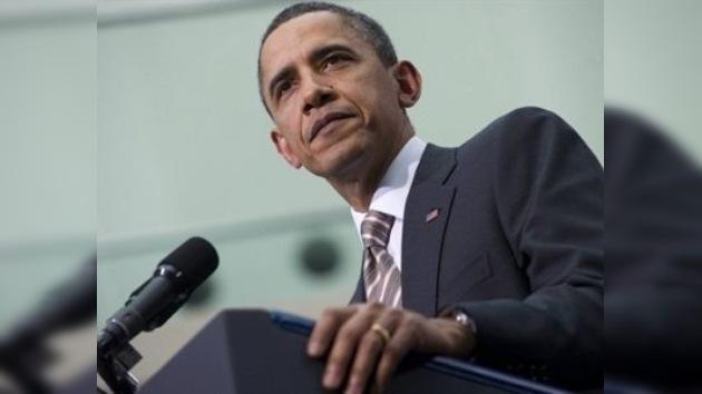 Obama afirma que EE. UU. no va a participar en cada crisis mundial