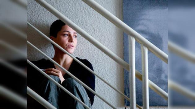 Liberan a la actriz iraní condenada a 90 latigazos y un año de cárcel