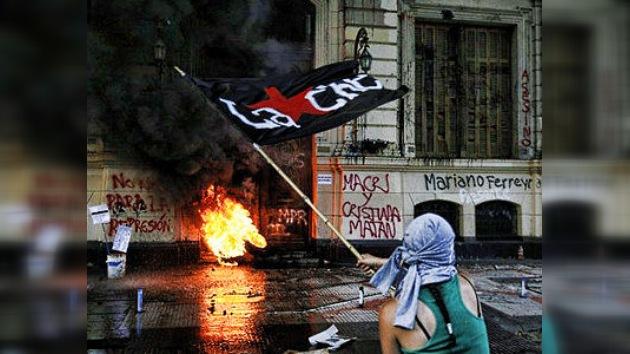 Solidaridad atemporal: Argentina no desampara a las víctimas del 'corralito' de 2001