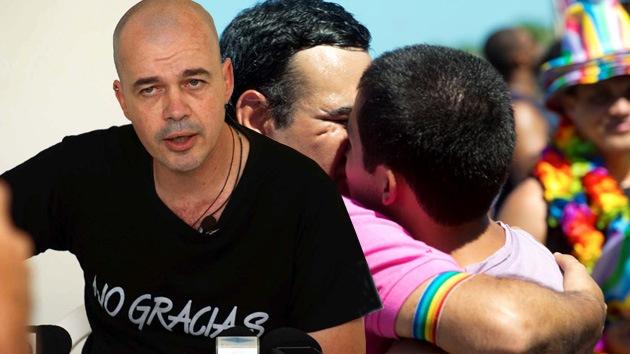 Un cura brasileño que defiende a los gays cuelga los hábitos, pero no tira la toalla