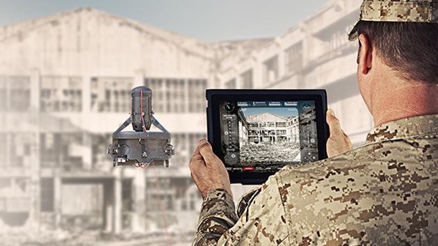 Video: EE.UU. desarrolla 'drones' enanos que espían desde las alturas