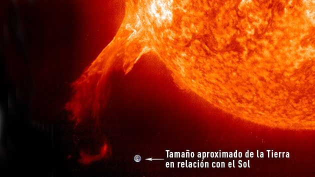 NASA explica el secreto de la corona solar después de una inusual erupción del astro