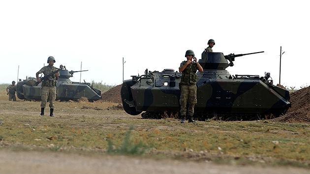 Turquía vuelve a abrir fuego contra Siria