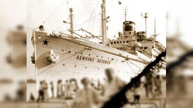 Los barcos civiles rusos naufragados en la última década