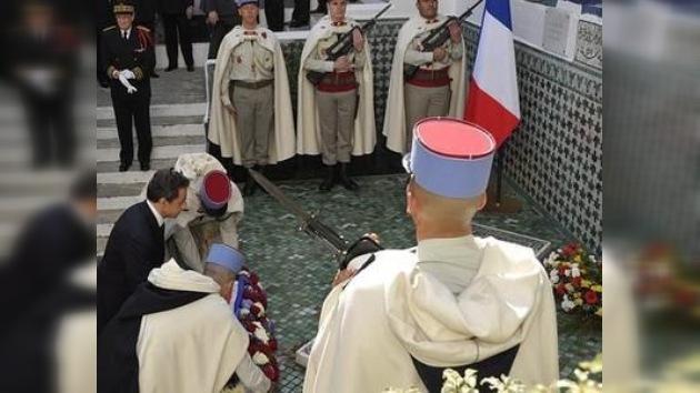 Sarkozy intenta enterrar la polémica de la carne 'halal' para 'cazar' el voto musulmán