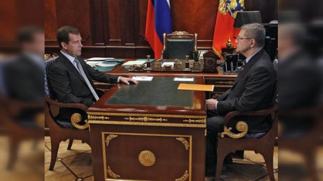 Rusia introduce multas millonarias contra los sobornos