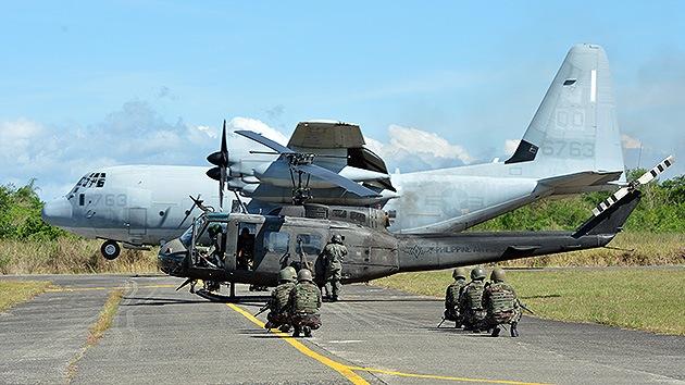 Filipinas ofrece a EE.UU. sus bases militares en caso de guerra con Corea del Norte