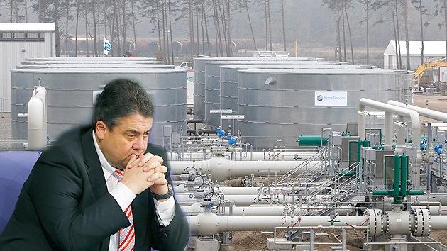 El vicecanciller de Alemania: la UE no tiene alternativa al gas ruso