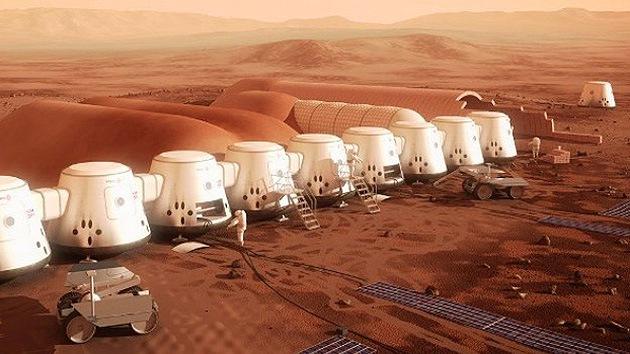 Colonización marciana 'a medio gas': ¿Se asfixiarán los voluntarios de Mars One?