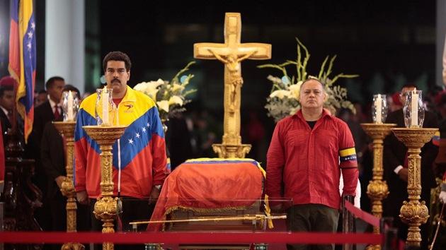 Fotos: Funeral de Estado de Hugo Chávez