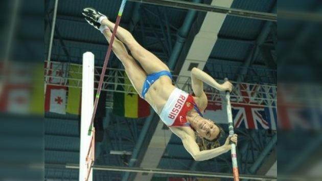 Ratifican el récord mundial número 28 de la rusa Yelena Isinbáyeva