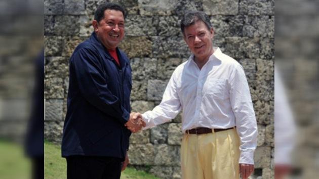 Colombia reconoce que Venezuela ya no alberga guerrilleros de las FARC