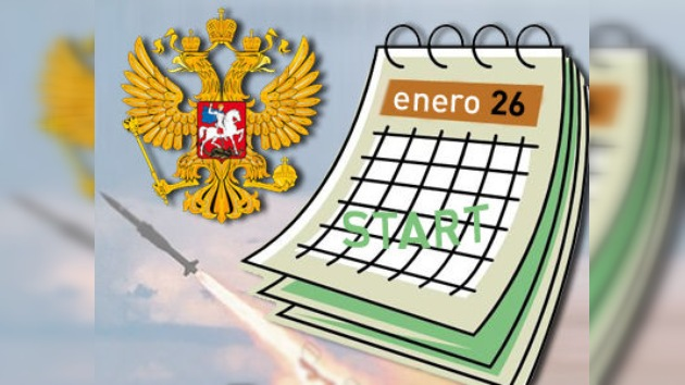El START III podría ser ratificado el 26 de enero
