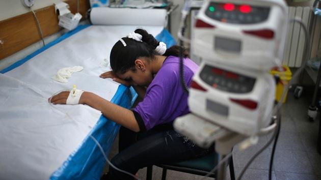 """""""Armas israelíes provocan cáncer en los habitantes de Gaza"""""""