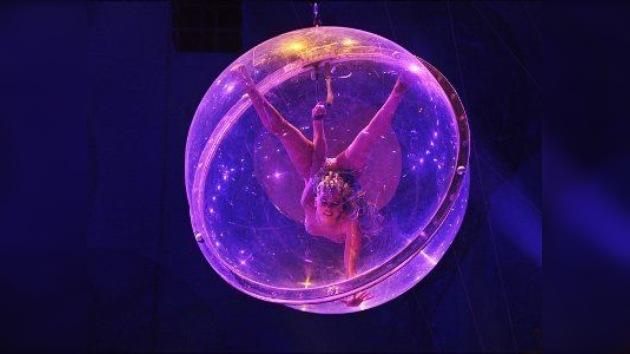 Rusia recibe tres premios por su arte circense