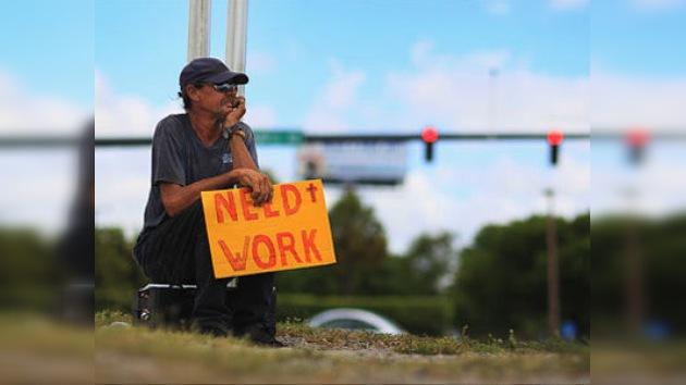 Cada vez más estadounidenses piden subsidios por desempleo