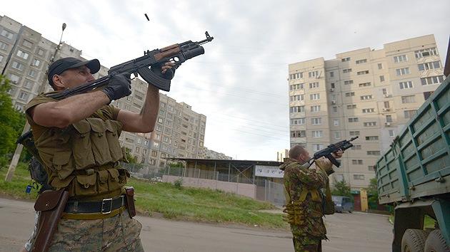 Rusia: Más de 100 civiles muertos en la operación militar en el este de Ucrania