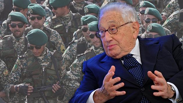 """Henry Kissinger: """"Irán es un aliado natural de EE.UU."""""""