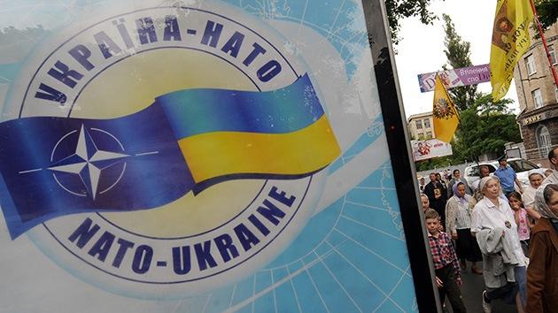 El Gobierno de Ucrania abre las puertas para entrar en la OTAN