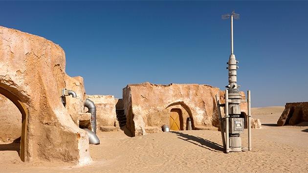 Fotos: Túnez lanza una cruzada para salvar los decorados de la aldea natal de Darth Vader