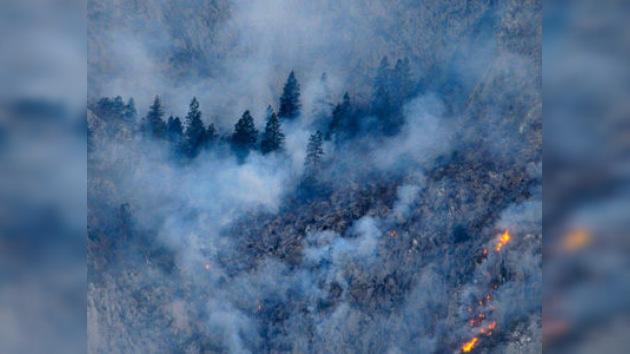 México enfrenta el incendio forestal más grande de su historia