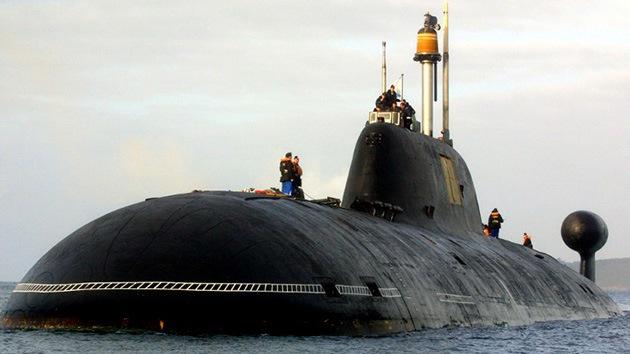 India quiere 'pescar' un segundo submarino ruso de clase Nerpa