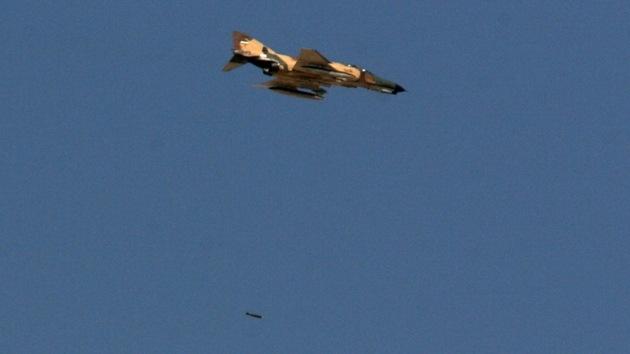 Confirmado: un misil sirio derribó el avión turco RF-4E