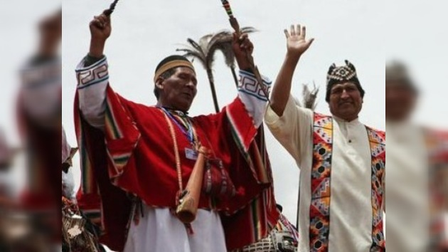 Legalizan la justicia indígena en Bolivia