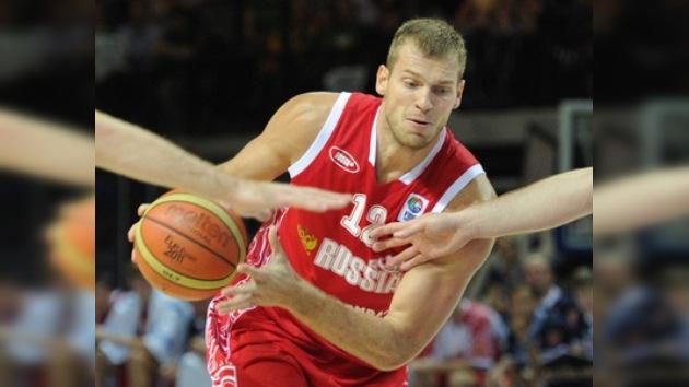 Eurobasket 2011: Rusia clasifica invicta a la segunda fase