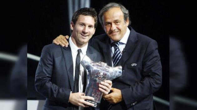 Messi, lo máximo de Europa