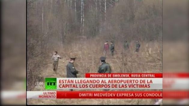 Putin y Tusk siguen en primera persona el desarrollo de los operativos