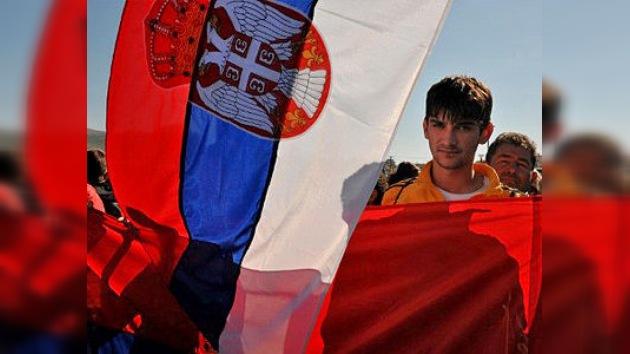 Los serbios de Kosovo, en busca de la independencia