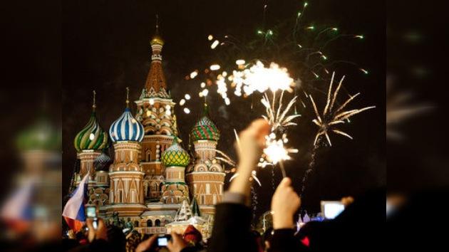 Qué hacer en Moscú en la Nochevieja