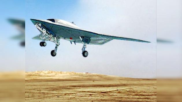 Interceptaron la señal de GPS para capturar al avión espía en Irán