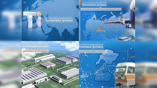 Rusia creará una zona económica especializada en el titanio