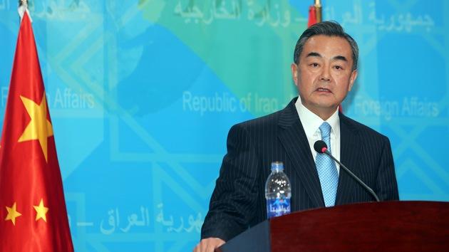 China marca la 'línea roja' y afirma que no permitirá una guerra en la península coreana