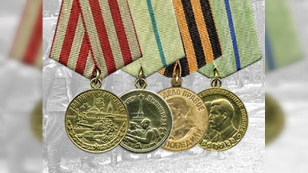 Medallas de la Gran Guerra Patria