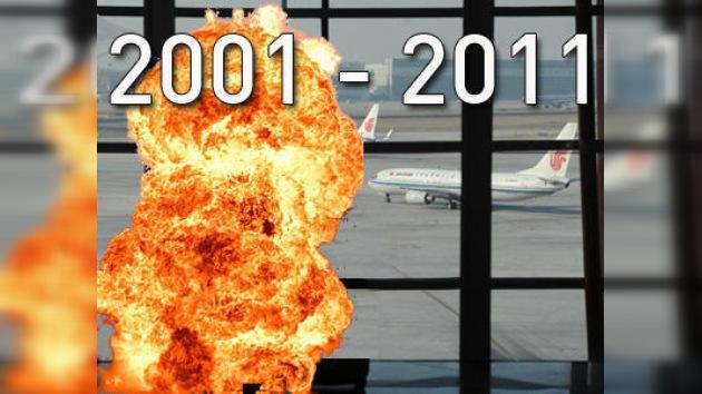 Otros atentados terroristas en aeropuertos del mundo en los últimos 10 años