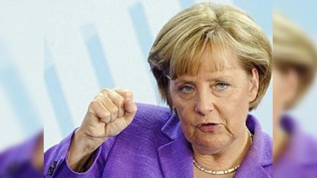 Grecia amenaza con el boicot a los productos alemanes